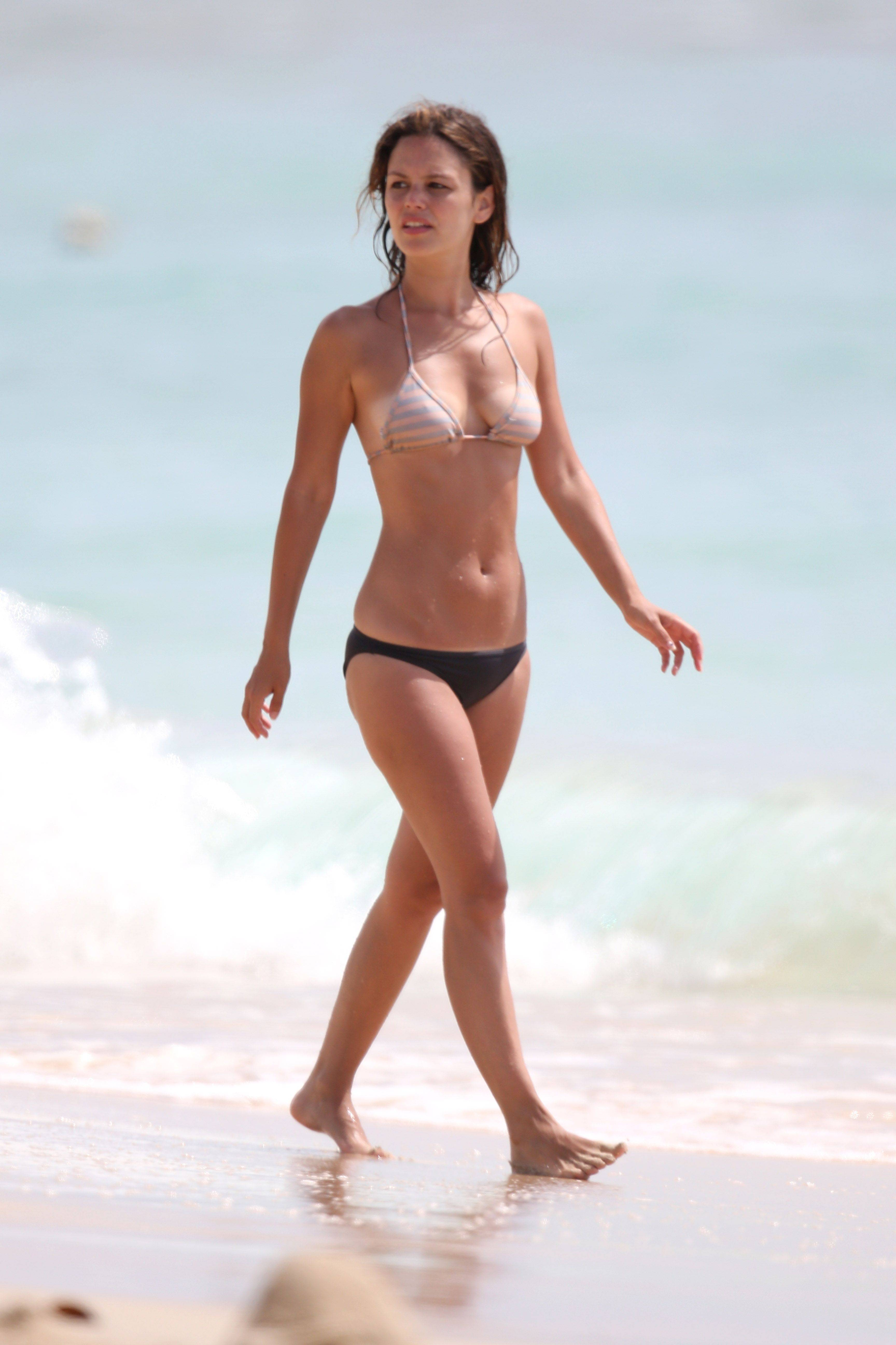 Rory Gilmore im Bikini