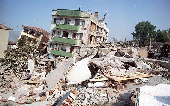 30 yıl içinde bir deprem daha bekleniyor…