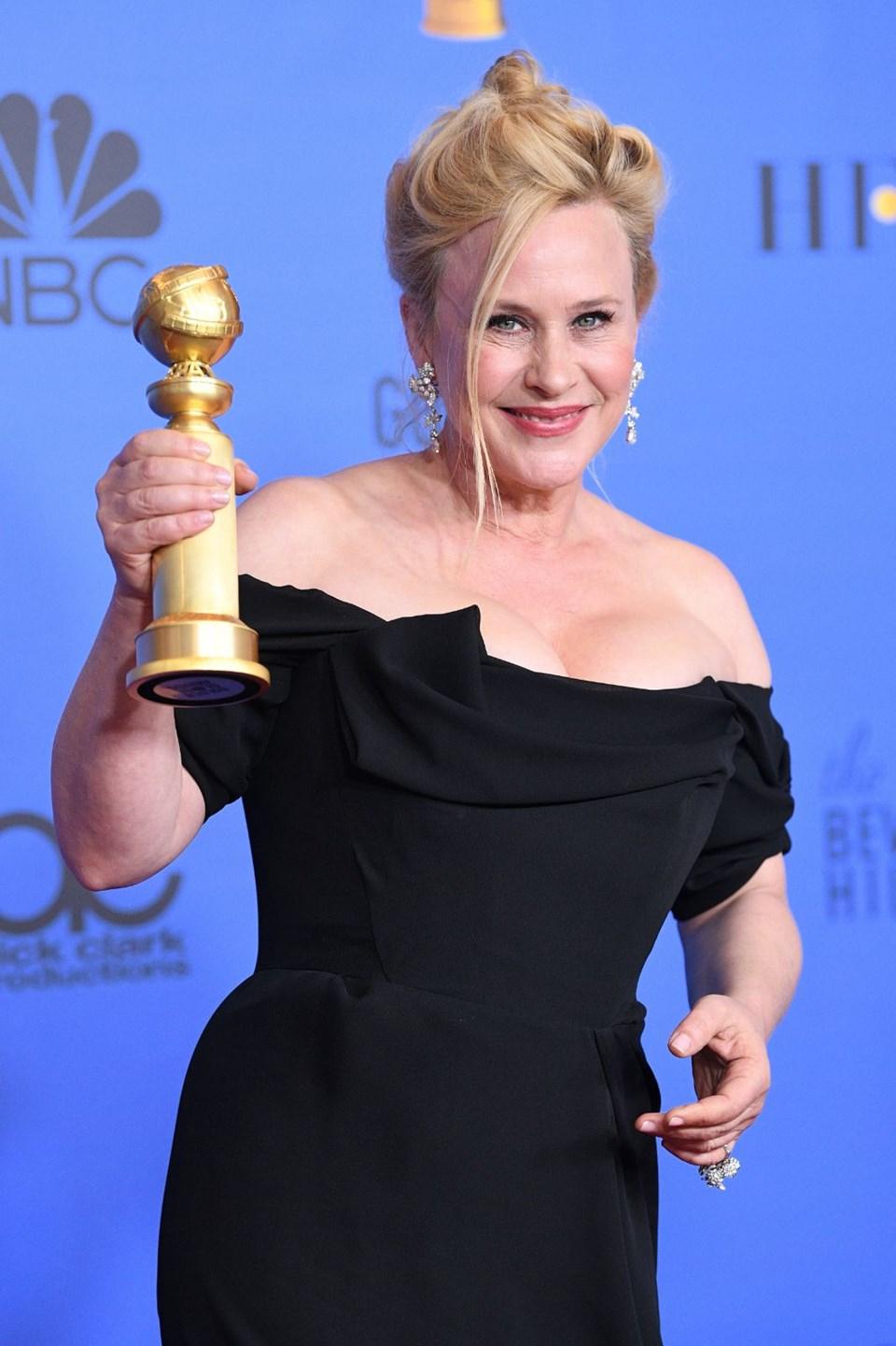 76. Altın Küre ödülleri Patricia Arquette ile ilgili görsel sonucu