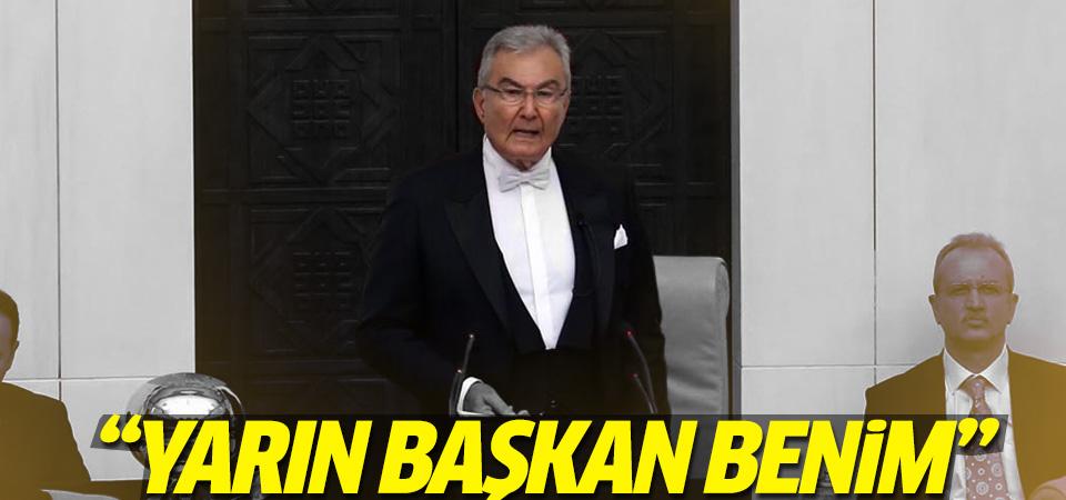 Deniz Baykal'dan TBMM başkanlık seçimi açıklaması