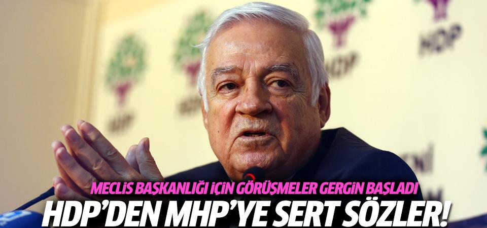 Dengir Mir Mehmet Fırat: HDP'liler ile MHP'lilerin oyu eşittir
