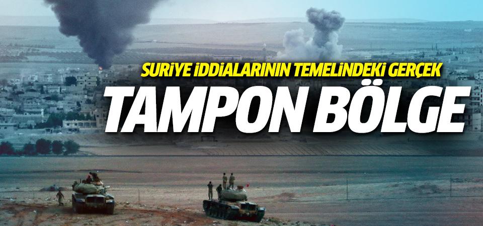 Olası Suriye operasyonunun gerçek nedeni