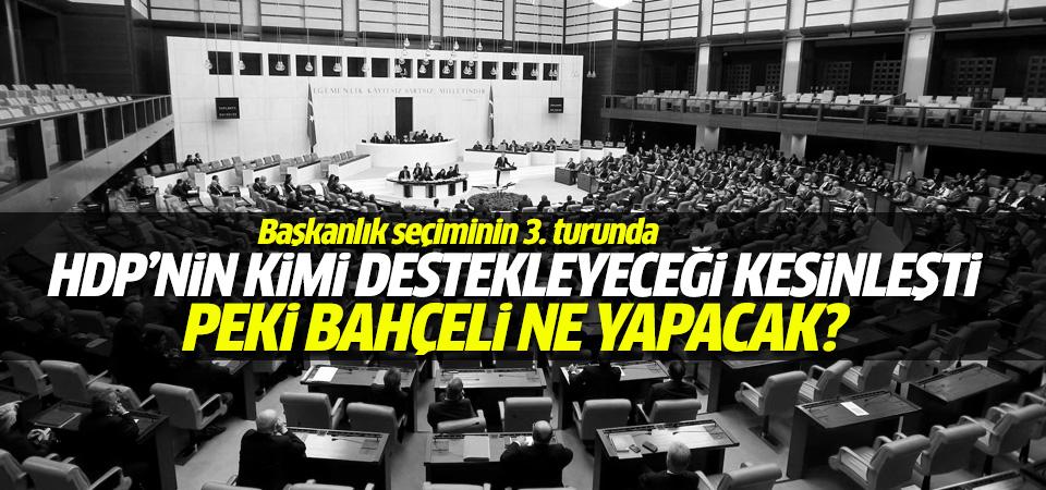 Abdülkadir Selvi HDP'nin kararını açıkladı
