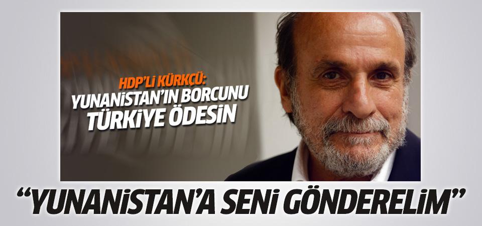 Şamil Tayyar'dan Ertuğrul Kürkçü'nün Yunanistan sözlerine tepki!