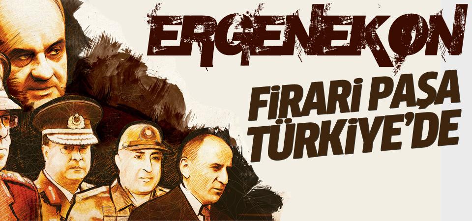 Ergenekon'un firari tanığı yurda döndü
