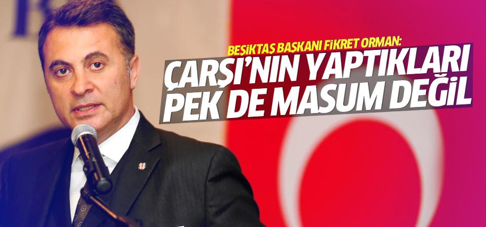 Fİkret Orman: Çarşı'nın Gezi'de yaptıkları pek de masum değil