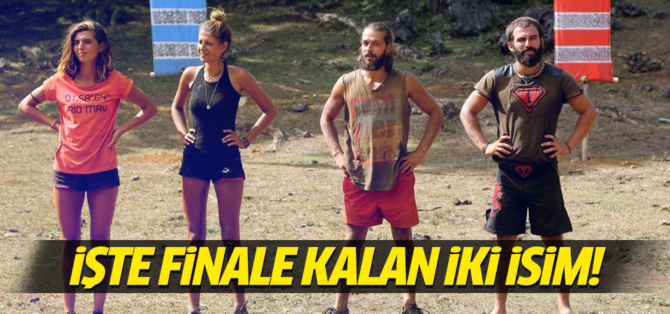 İşte Survivor All Star finalistleri!