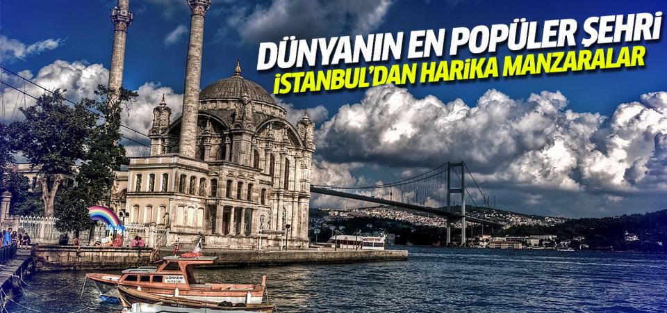 İstanbul dünyanın en popüler beşinci şehri seçildi