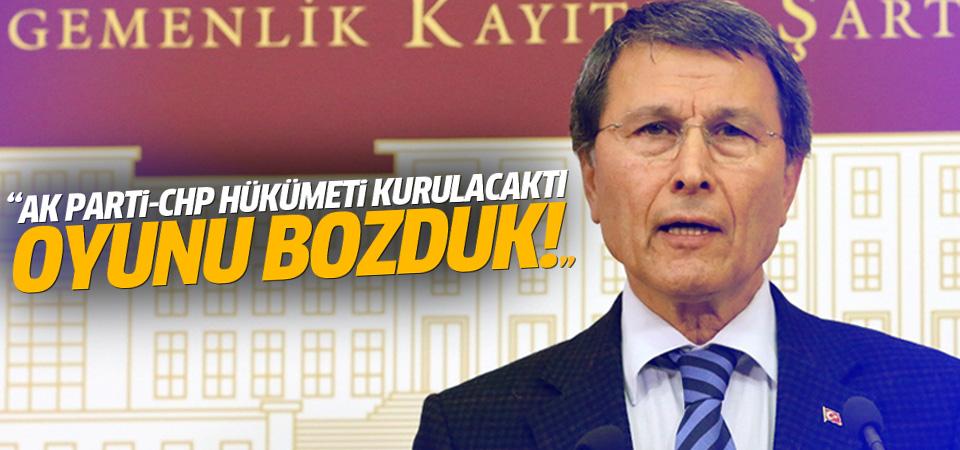 MHP'li vekil Halaçoğlu neden oy kullanmadıklarını açıkladı