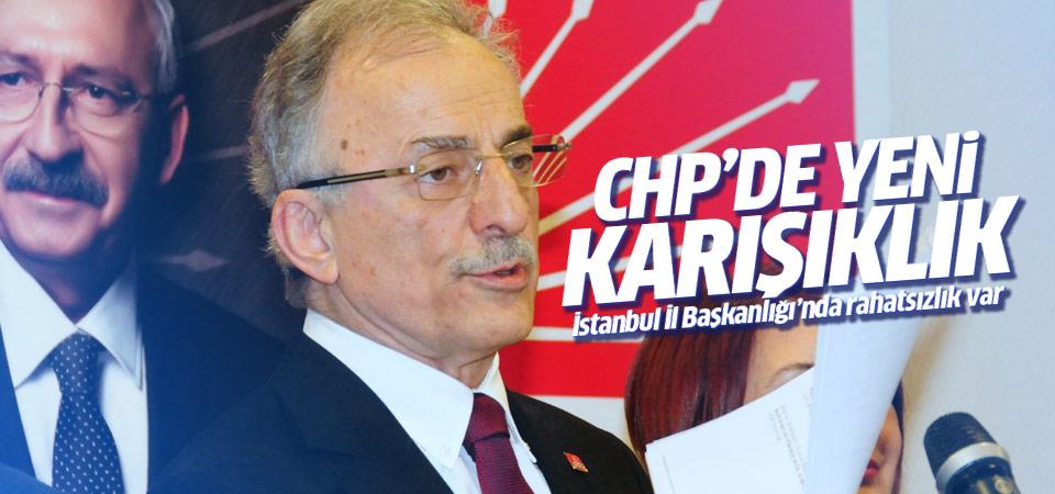 CHP'de İstanbul il örgütü karıştı