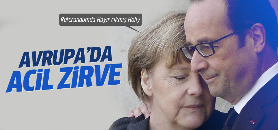 Yunanistan Referandum sonuçları Avrupa'yı karıştırdı