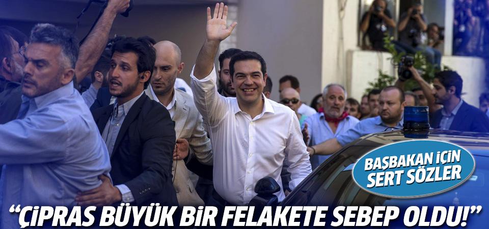 Michael Fuchs: Tsipras büyük bir felakete neden oldu
