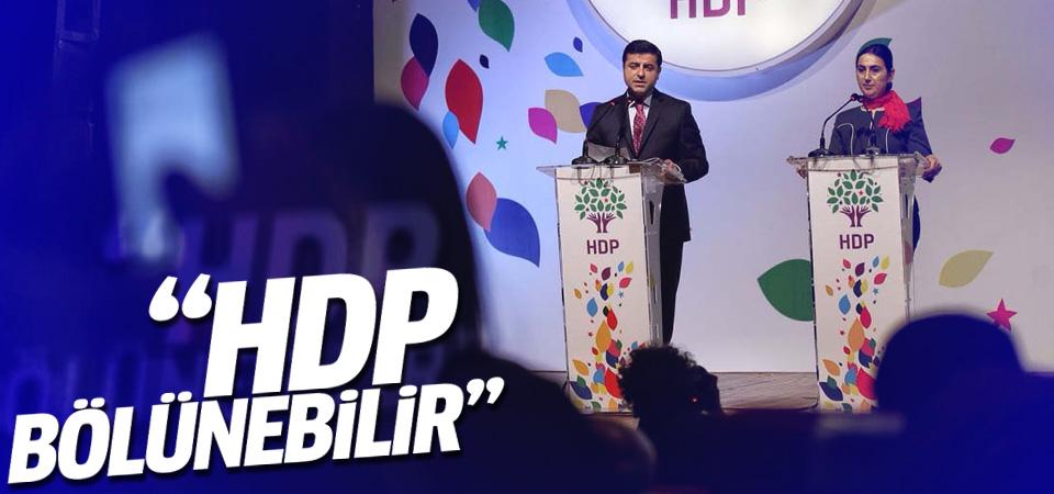 Ak Partili Botancı: HDP yakın zamanda bölünebilir