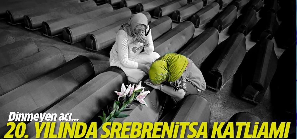 Srebrenitsa soykırımı 20. yılında anılıyor