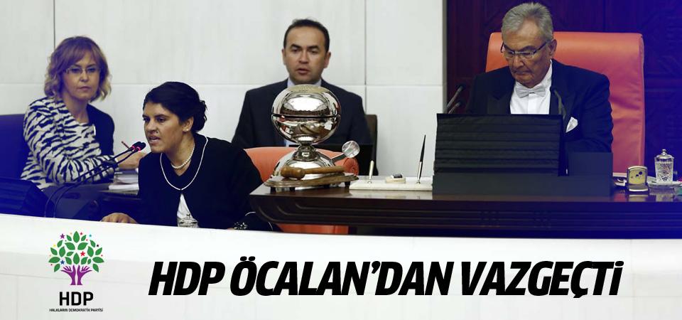 HDP Dilek Öcalan'ı Divan'a aday göstermeyecek