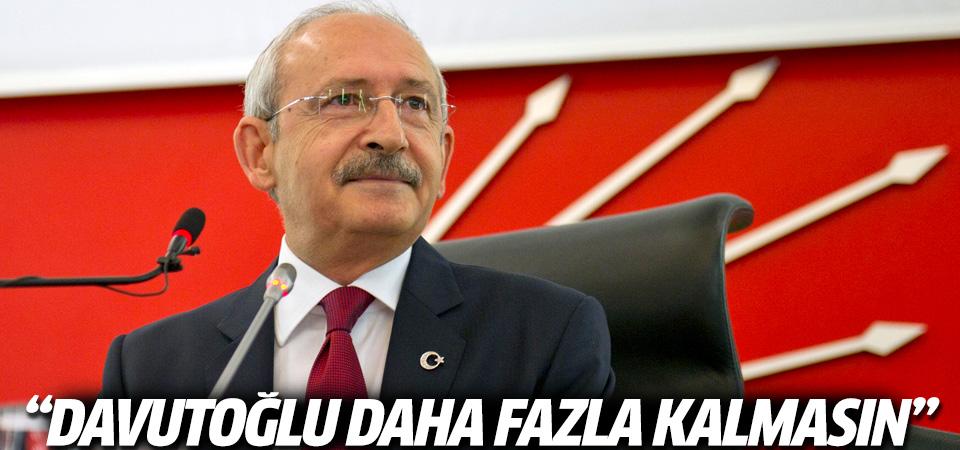 Kemal Kılıçdaroğlu'ndan gündeme dair açıklamalar