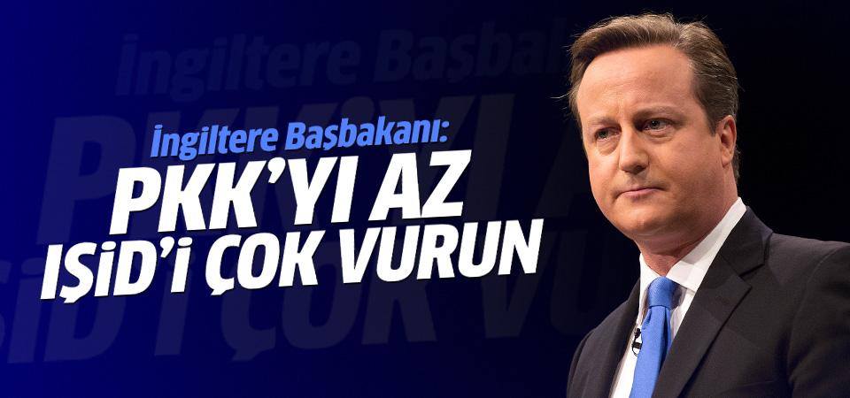 Cameron: Türkiye'nin hedefi IŞİD olmalı