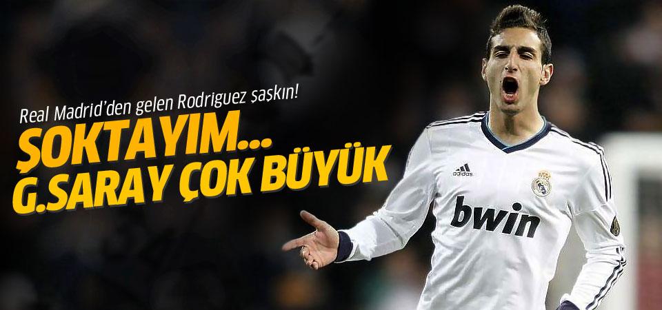 Jose Rodriguez: Galatasaray çok büyük