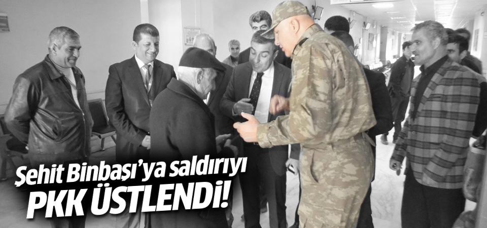 PKK Binbaşı Kulaksız'a yapılan saldırıyı üstlendi