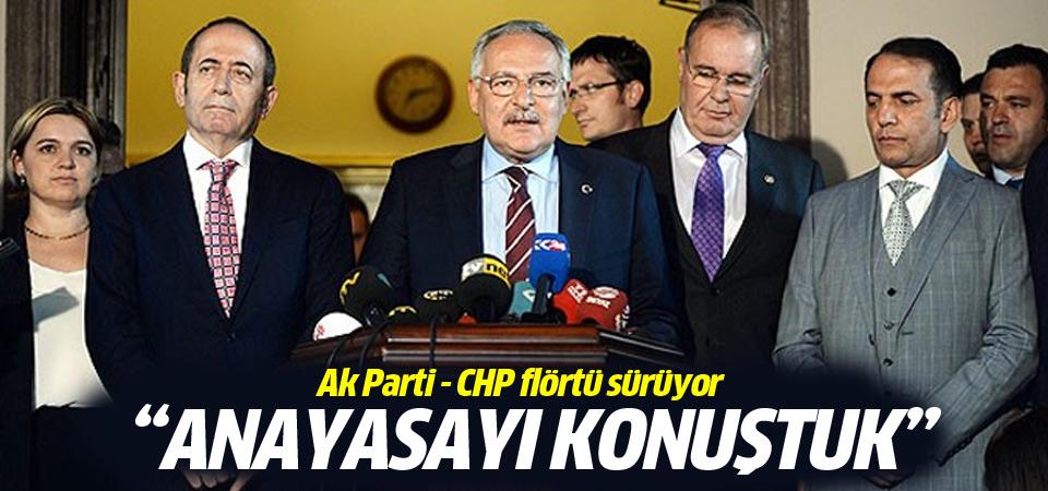 AK Parti ile CHP görüşmesinde 'anayasa' günü...