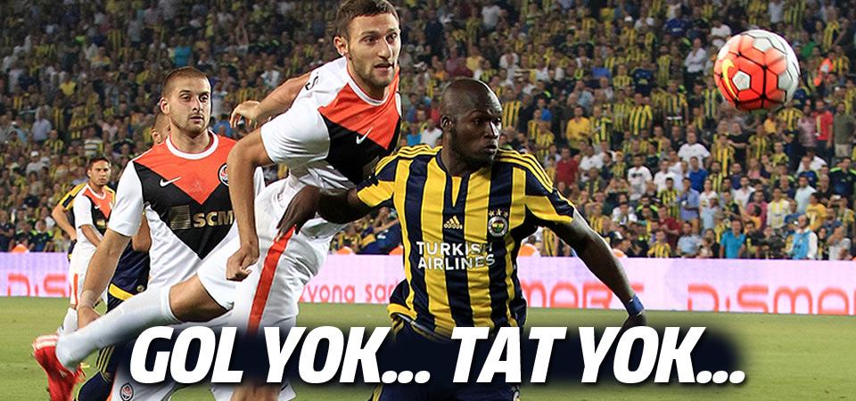 Fenerbahçe Shaktar Donetsk Canlı
