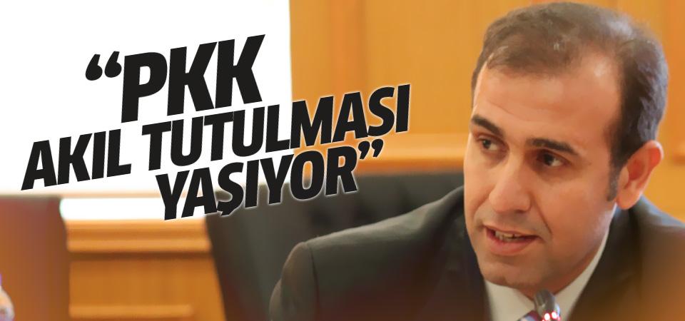 Vahap Coşkun: PKK akıl tutulması yaşıyor