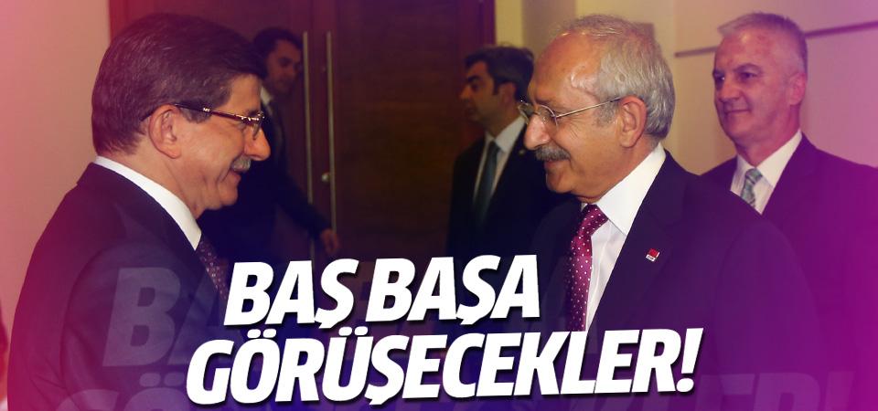 Gürsel Tekin: Davutoğlu ve Kılıçdaroğlu baş başa görüşecek
