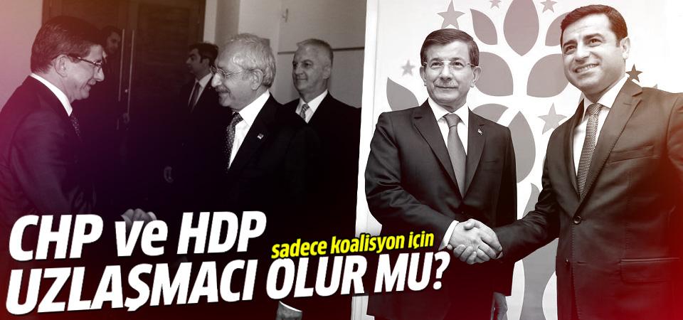 CHP'nin uzlaşma niyeti var mı?