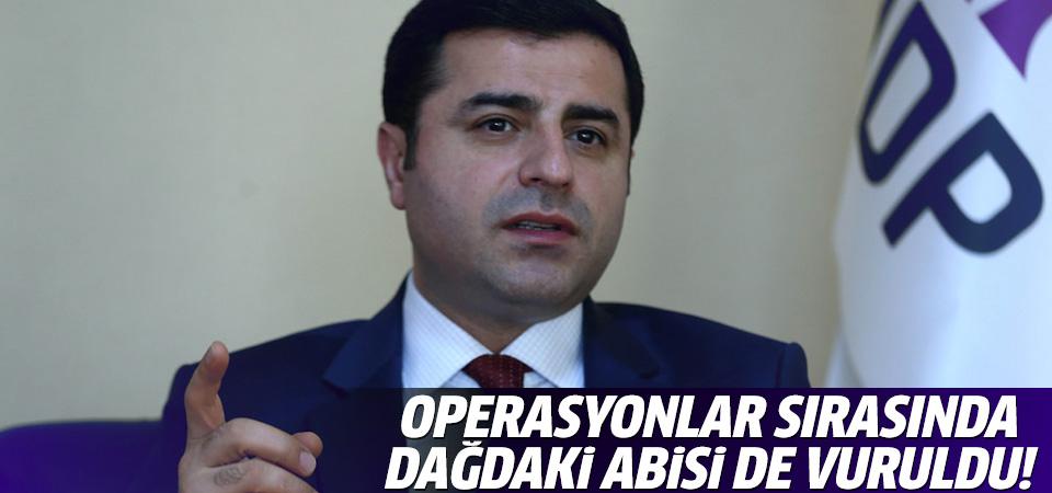 Yeniçağ gazetesi: Selahattin Demirtaş'ın abisi vuruldu