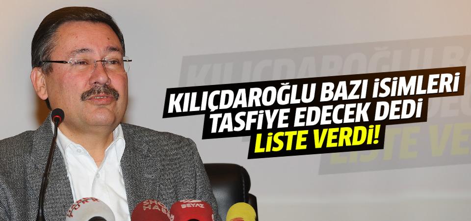 Gökçek: Kılıçdaroğlu'nun tasfiye edeceği isimleri açıkladı