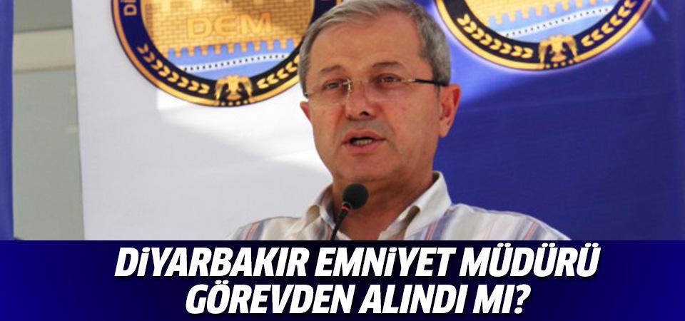 Diyarbakır Emniyet Müdürü Böğürcü görevden alındı mı?
