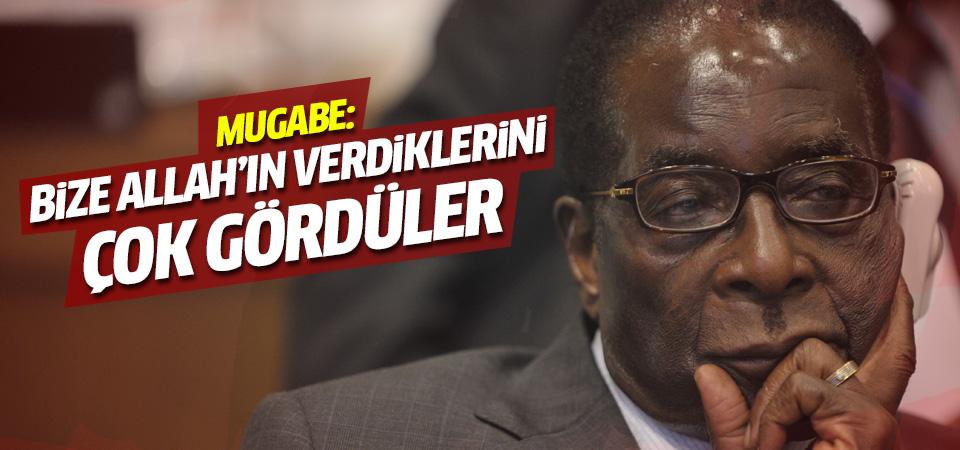 Zimbabve Devlet Başkanı Mugabe'den şaşırtan çıkış