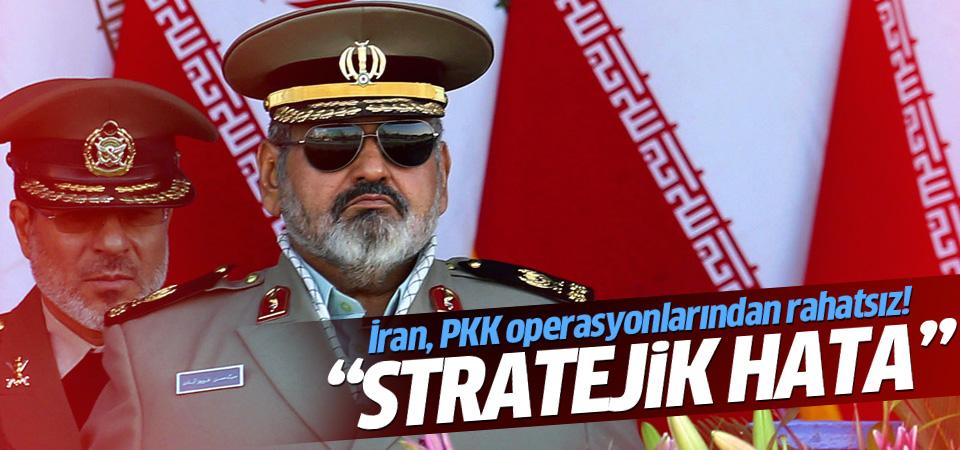 Firuzabadi: PKK'yı hedef almak hata