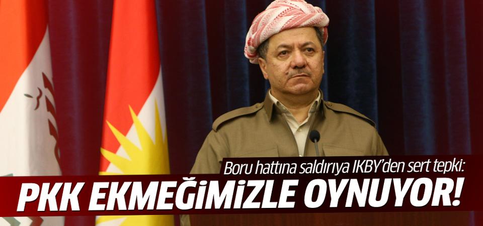IKBY'den PKK'ya sert kınama
