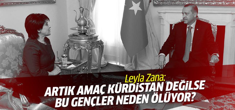 Leyla Zana ve Kürtler'in kaderi