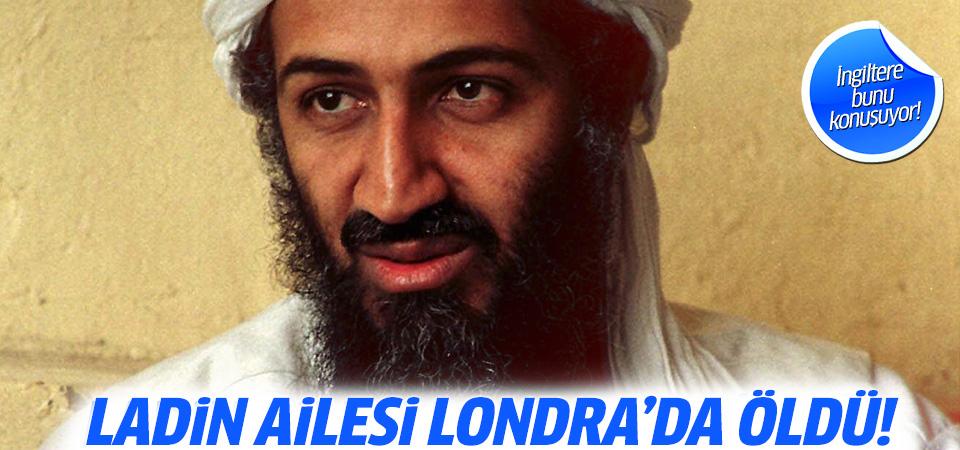 Usame Bin Ladin'in ailesini taşıyan uçak düştü