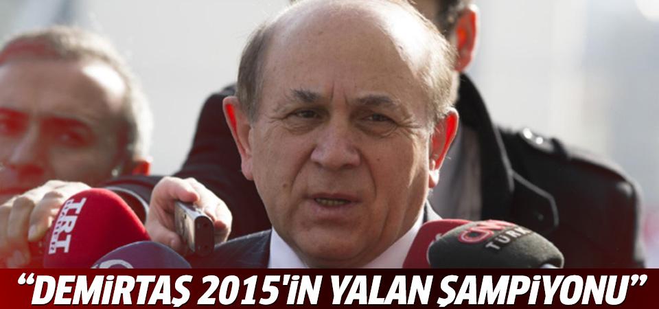 Burhan Kuzu: Demirtaş 2015'in yalan şampiyonu