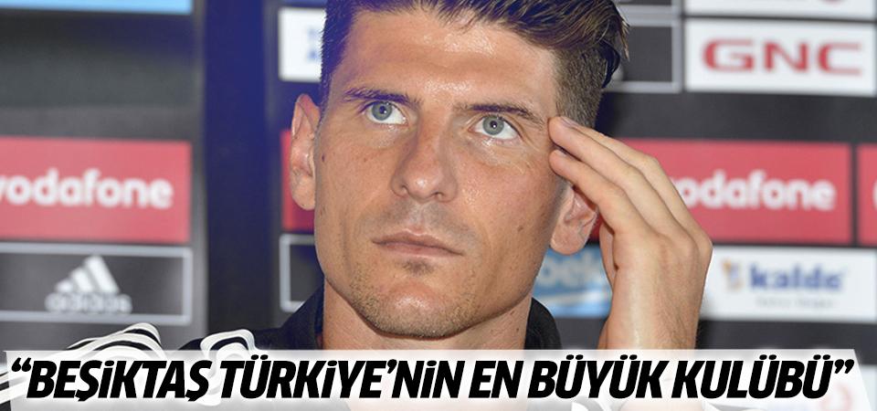 Gomez: Beşiktaş Türkiye'nin en büyük kulübü