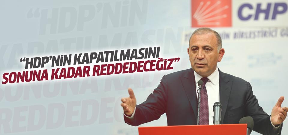 Tekin: HDP'nin kapatılmasını sonuna kadar reddeceğiz