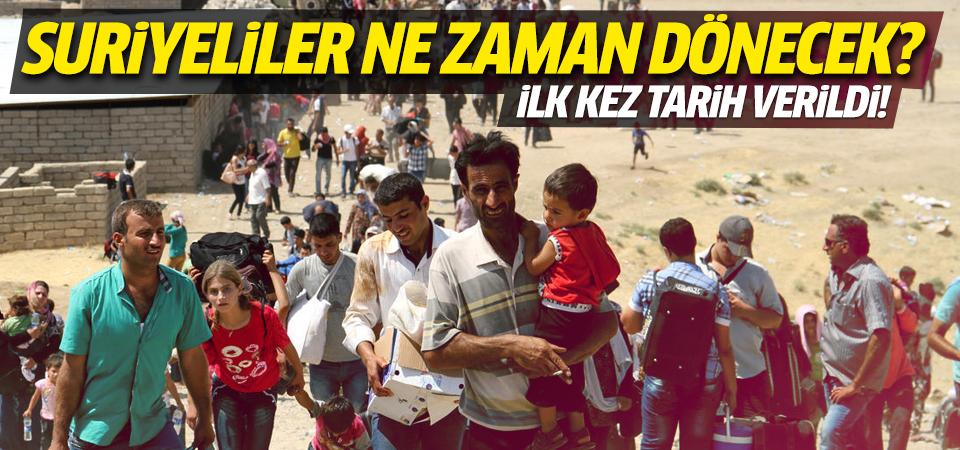 Türkiye'deki Suriyeliler gidecek mi?