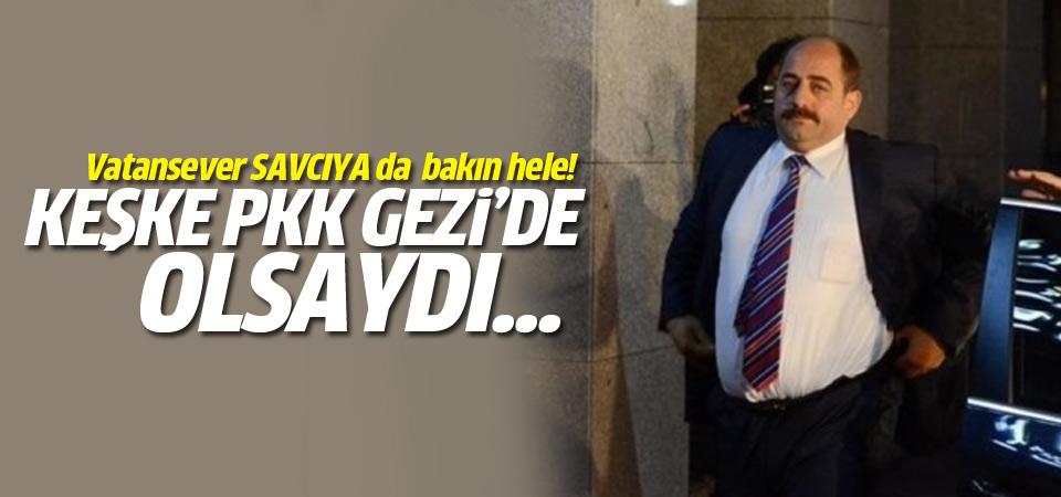 Zekeriya Öz'den PKK sevici tweet!