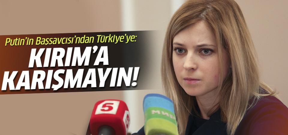 Putin'in savcısı'ndan Türkiye'ye Kırım eleştirisi