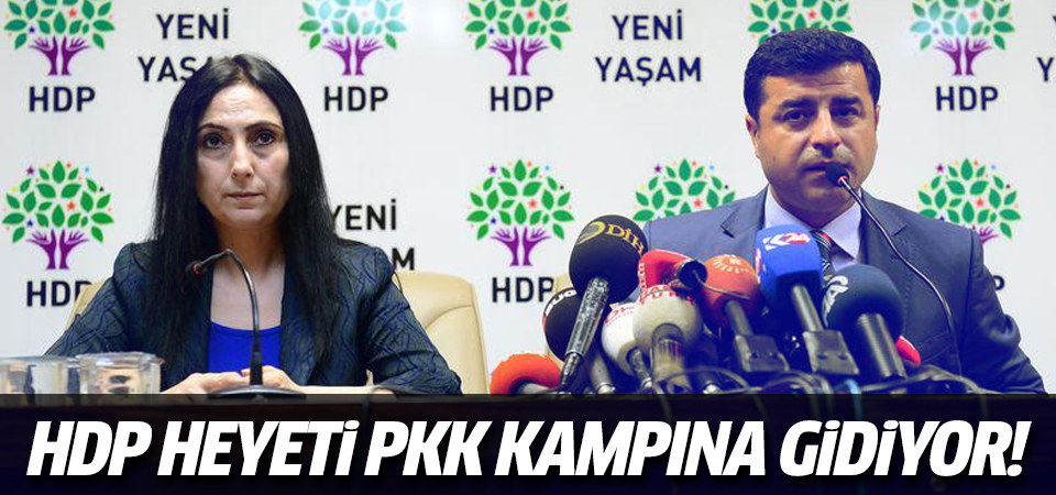 HDP'nin Zergele heyeti belli oldu