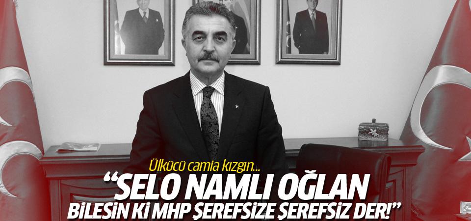 MHP'den Selahattin Demirtaş'a çok sert tepki