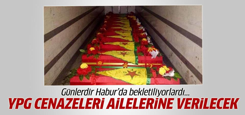 Habur'da bekletilen cenazeler ailelerine teslim edilecek