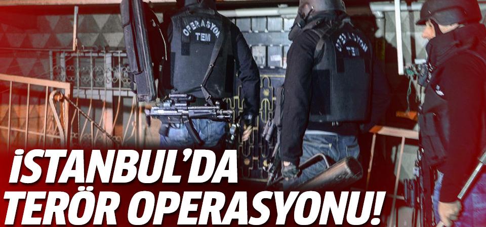 Okmeydanı'nda operasyon!