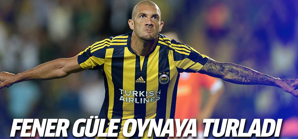 Fenerbahçe - Atromitos maç sonucu
