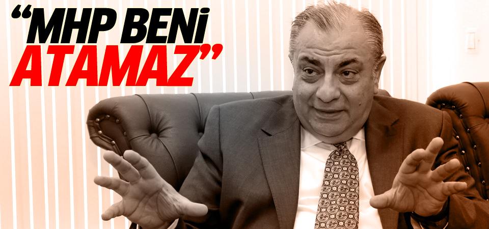 Türkeş'ten istifa açıklamalarına cevap