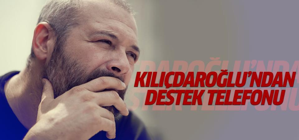 Kılıçdaroğlu'ndan Levent Üzümcü'ye destek telefonu