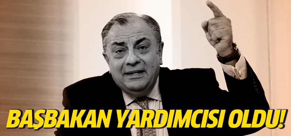 Tuğrul Türkeş Başbakan Yardımcısı oldu!